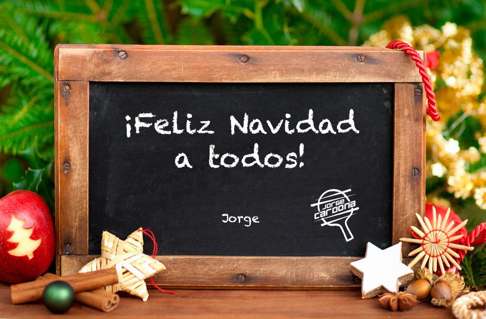 Os deseo una Feliz Navidad